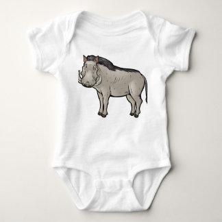 Warthog Baby Bodysuit
