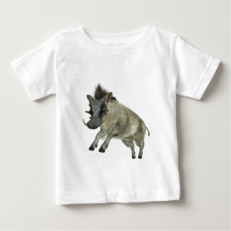 Warthog Jumping to Right Baby T-Shirt
