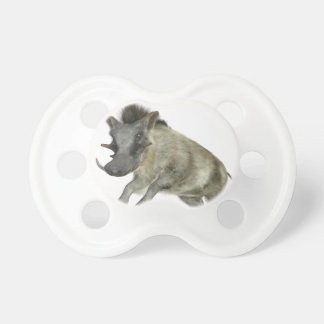Warthog Jumping to Right Pacifiers