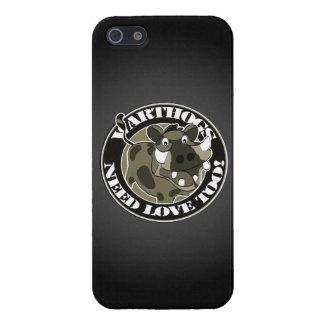 Warthog Love iPhone 5 Covers
