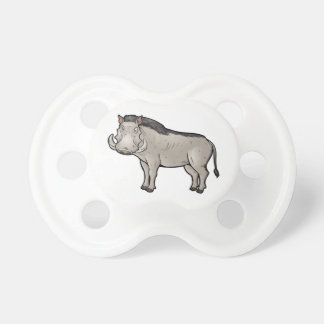 Warthog Pacifiers