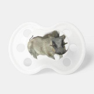 Warthog Running Left Baby Pacifier