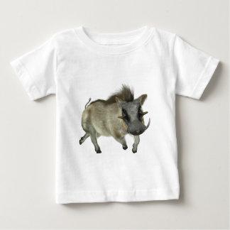 Warthog Running Left Baby T-Shirt