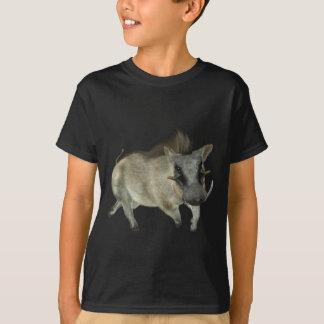Warthog Running Left T-Shirt