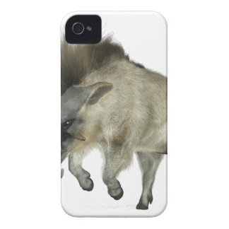 Warthog Running to Right iPhone 4 Covers