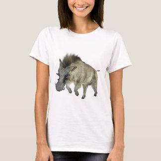 Warthog Running to Right T-Shirt