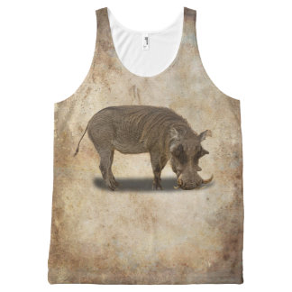 WARTHOGS All-Over-Print TANK TOP