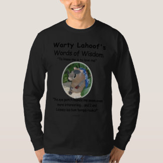 Warty Lahoof (Pirate) T-Shirt