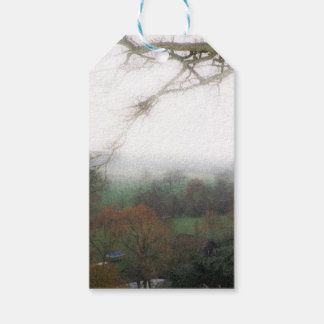 Warwick Castle View Pack Of Gift Tags