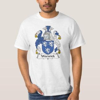 Warwick Family Crest T-Shirt
