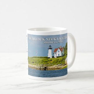Warwick Neck Lighthouse, Rhode Island Mug