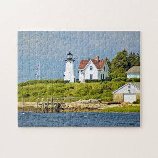 Warwick Neck Lighthouse, Rhode Island Puzzle