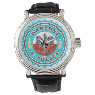 Warzone w Polsce - Zegarek Watch