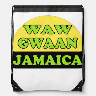 Was Gwaan Jamaica backpack