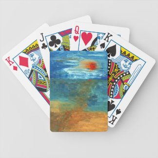 Was Sea Bicycle Playing Cards