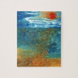 Was Sea Jigsaw Puzzle