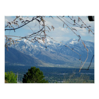 Wasatch Front Posters