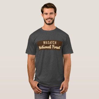 Wasatch National Forest T-Shirt