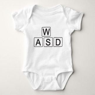 WASD Early Learning Baby Bodysuit