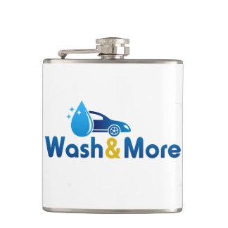 Wash & More Flasks