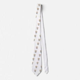 wash rules paper bathroom tie