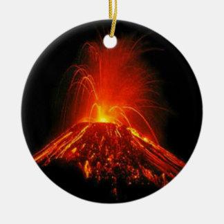 wash volcano 1.png ceramic ornament