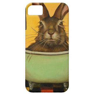 Wash Your Hare Case For The iPhone 5
