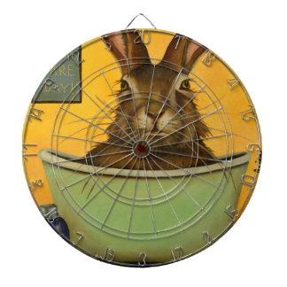 Wash Your Hare Dartboard