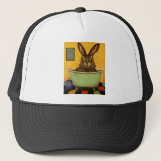 Wash Your Hare Trucker Hat