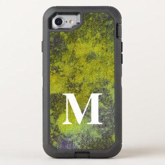 Washed Denim Design #11 @ Emporio Moffa OtterBox Defender iPhone 8/7 Case