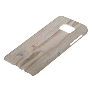 Washed Wood Texture case Samsung Galaxy S7