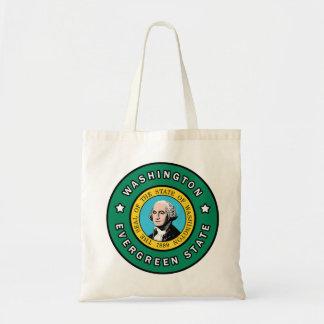 Washington Budget Tote Bag