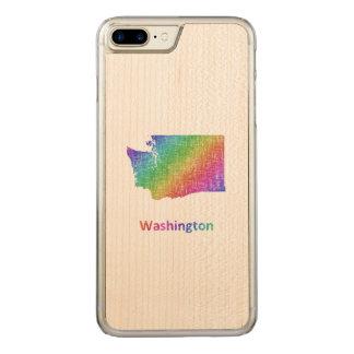 Washington Carved iPhone 8 Plus/7 Plus Case