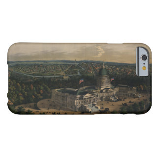 Washington City Dome of the U.S. Capitol (1856) Barely There iPhone 6 Case