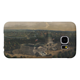 Washington City Dome of the U.S. Capitol (1856) Samsung Galaxy S6 Cases