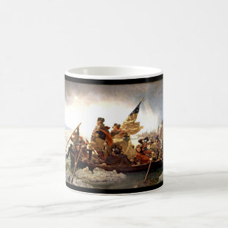 Washington Crossing the Delaware Coffee Mug
