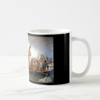 Washington Crossing the Delaware Mugs