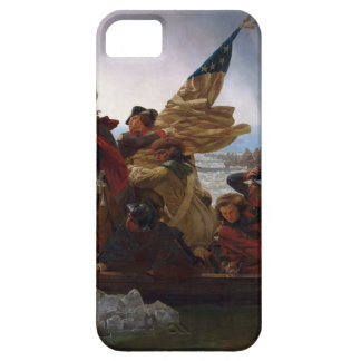 Washington Crossing the Delaware - US Vintage Art iPhone 5 Cover