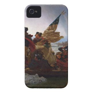 Washington Crossing the Delaware - Vintage US Art Case-Mate iPhone 4 Case