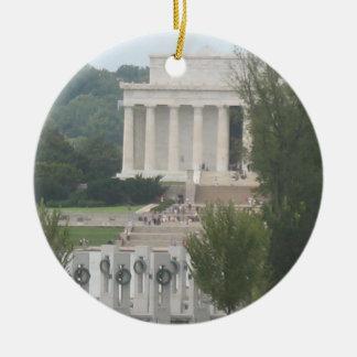 Washington D.C. Collectible Ornament