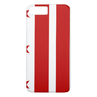 Washington, D.C Flag iPhone 8 Plus/7 Plus Case