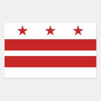 Washington D.C. flag Sticker