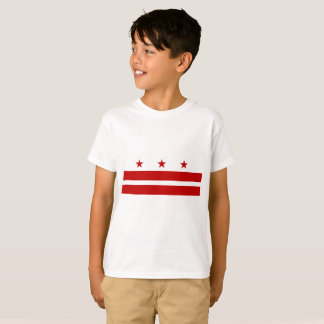 Washington, D.C Flag T-Shirt