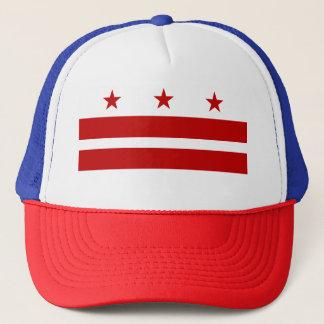 Washington, D.C Flag Trucker Hat