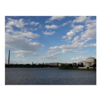 Washington D.C Postcard