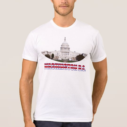 WASHINGTON D.C.Tee from the J.X.G U.S.A.collection T-Shirt