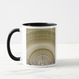 WASHINGTON, D.C. USA. Interior of Union Station. Mug
