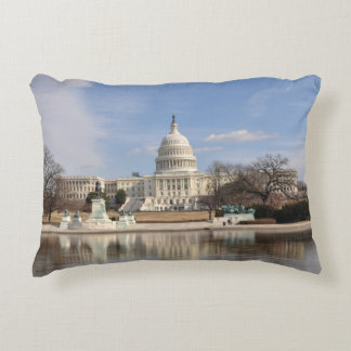 Washington DC Accent Pillow