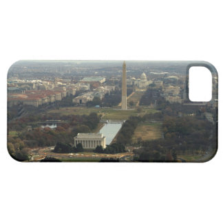 Washington DC Aerial Photograph iPhone 5 Covers