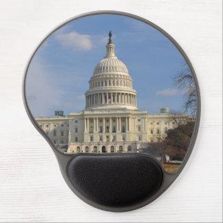 Washington DC Capitol Hill Building Gel Mouse Pad